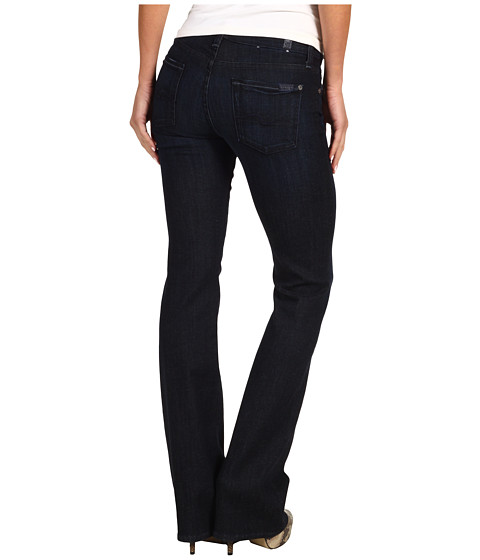 Blugi 7 For All Mankind - Kimmie Bootcut w/ Contoured Waistband in Midnight Canyon - Midnight Canyon