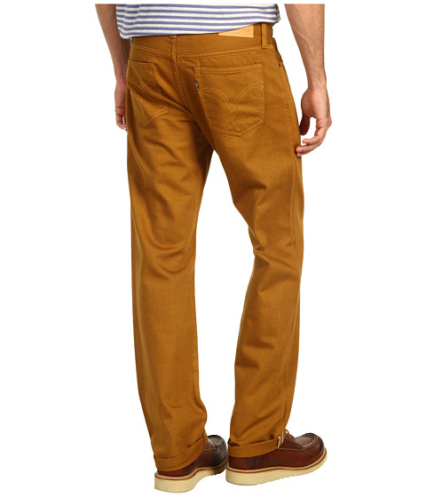 Blugi Levis - Ruler in Golden Brown - Golden Brown