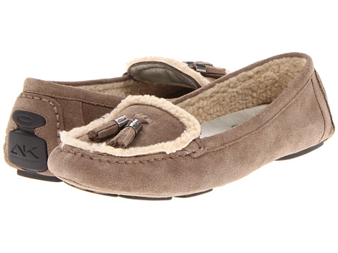 Balerini Anne Klein - Birch - Natural/Dark Natural Suede