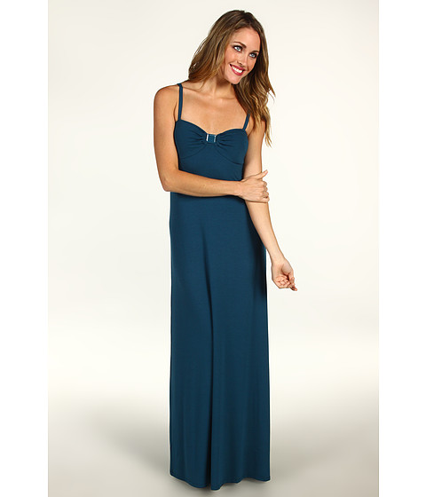 Rochii Tommy Bahama - Tambour Classic Long Dress - At Sea