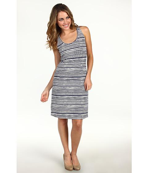 Rochii Tommy Bahama - Terrace Stripe Tank Dress - Ocean Deep