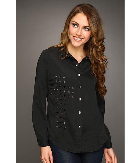 Bluze Gabriella Rocha - Penelope Button Up Shirt - Black