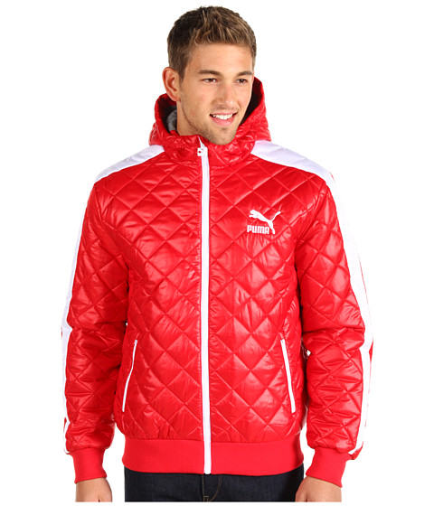 Jachete PUMA - ME Padded Jacket - Ribbon Red