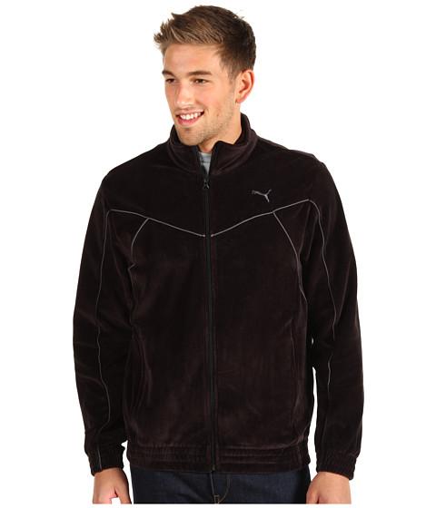 Jachete PUMA - Velour Jacket - Black