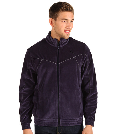 Jachete PUMA - Velour Jacket - New Navy
