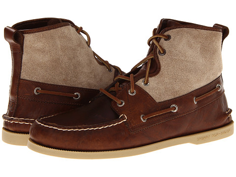 Ghete Sperry Top-Sider - A/O Sport Boot - Coffee/Sand Suede