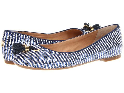 Balerini Sperry Top-Sider - Bliss - Navy/White Stripe (Sequins)