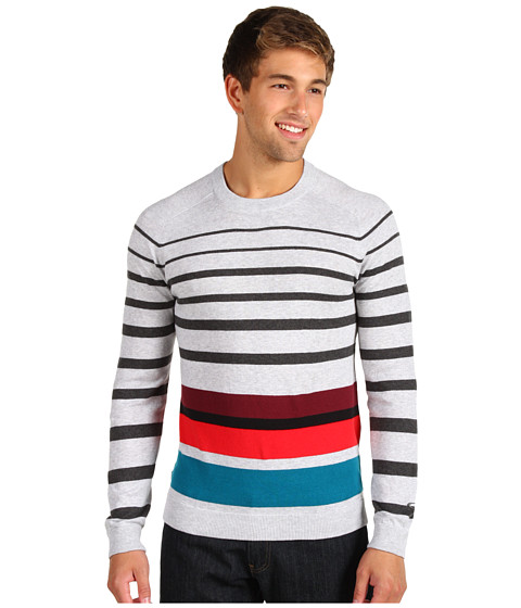 Pulovere Oakley - Unique Time Sweater - Light Grey Heather