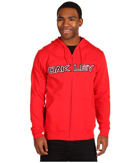 Bluze Oakley - Unleash The Beast Hoodie - Red Line