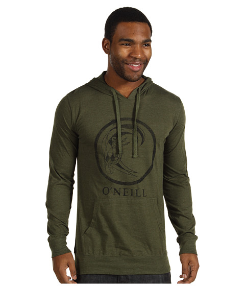 Bluze ONeill - Soul Arch L/S Tee - Olive
