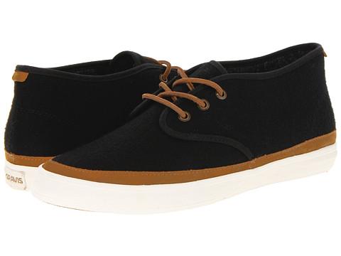 Adidasi Gravis - Quarters Wool - Black
