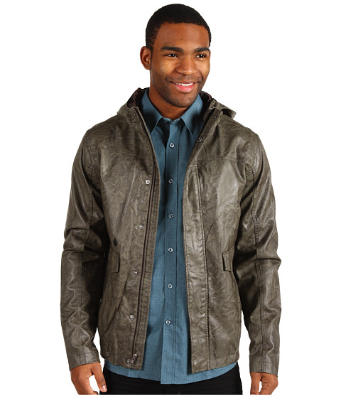 Hanorace Volcom - Faux Real Jacket - Drip Brown