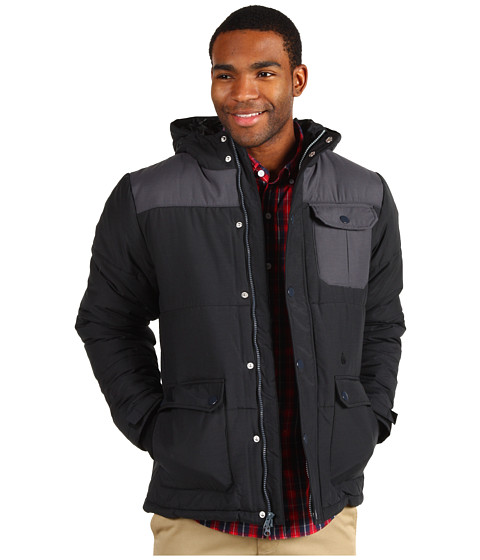 Hanorace Volcom - Hodge Podge Jacket - Black
