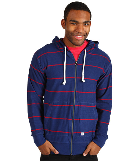 Bluze Volcom - Lagger Fleece - Navy Paint