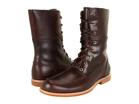 Ghete UGG - Via Maggio - Stout Leather