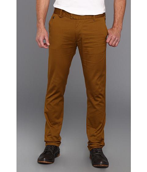 Pantaloni Diesel - Chi-Tight-A Chino - Dark/Brown