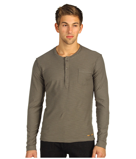Bluze Diesel - Canopy Henley - Olive Green