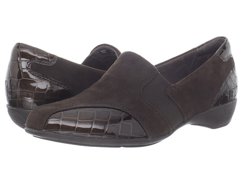 Pantofi Clarks - Noreen Will - Brown Suede