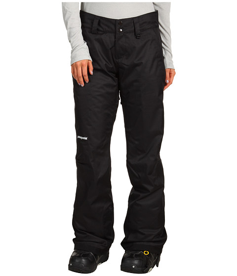 Pantaloni Patagonia - Insulated Snowbelle Pant - Regular - Black