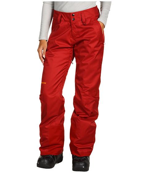 Pantaloni Patagonia - Insulated Snowbelle Pant - Regular - Molten Lava