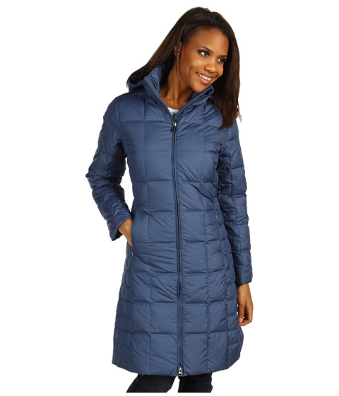 Jachete Patagonia - Down With It Parka - Prussian Blue