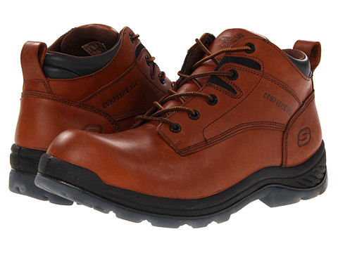 Ghete SKECHERS - Sierra - Rigor - Dark Brown