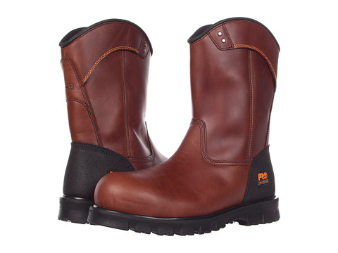 Ghete Timberland - Boomtown Wellington Safety Toe - Brown