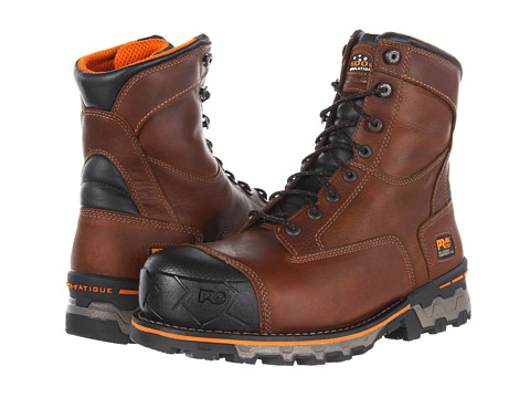 Ghete Timberland - Boondock WP Insulated Comp Toe - Brown