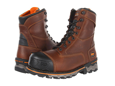 Ghete Timberland - Boondock WP Insulated Soft Toe - Brown