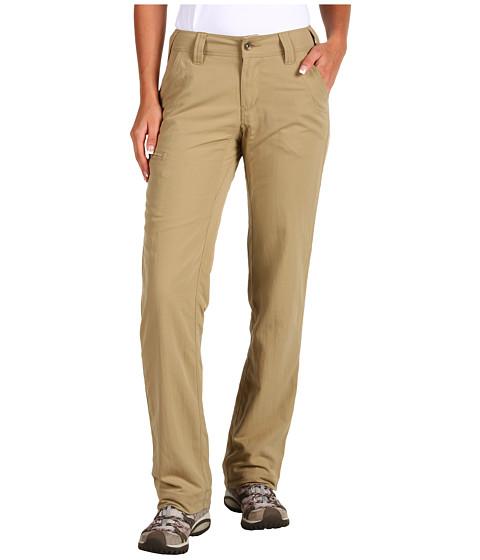 Pantaloni Marmot - Piper Flannel Lined Pant - Dark Khaki