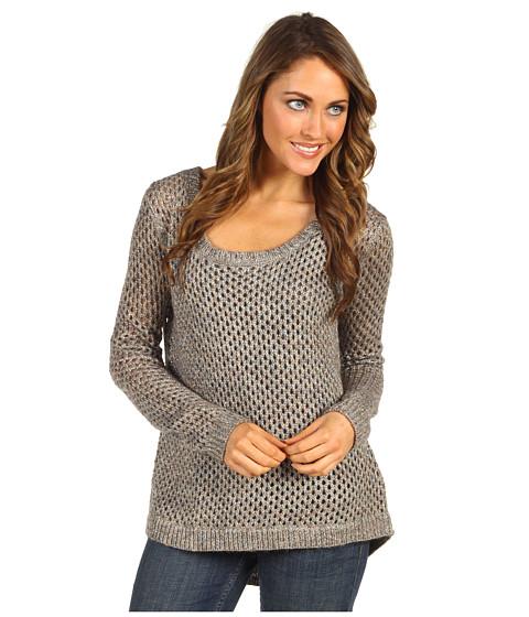 Bluze Splendid - Twisted Shine Sweater - Copper Shine