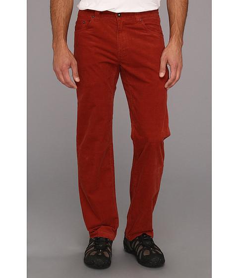 Pantaloni Prana - Saxton Pant - Rust