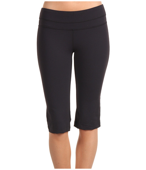 Pantaloni Prana - Audrey Knicker - Black