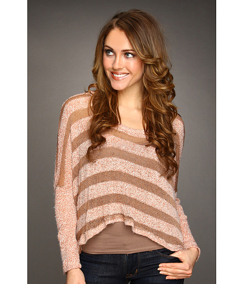 Bluze Gabriella Rocha - Bandy Stripe Sweater - Taupe