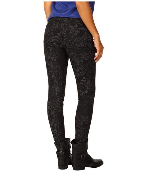 Pantaloni 7 For All Mankind - The Skinny in Black/Grey Jacquard - Black/Grey Jacquard