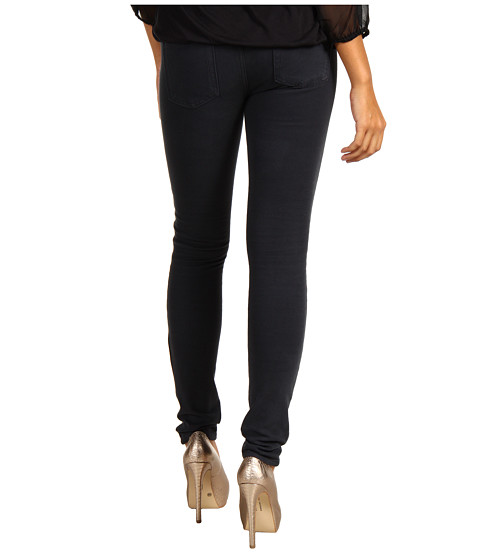 Pantaloni 7 For All Mankind - The Skinny w/ Contoured Waistband Double Knit - Charcoal