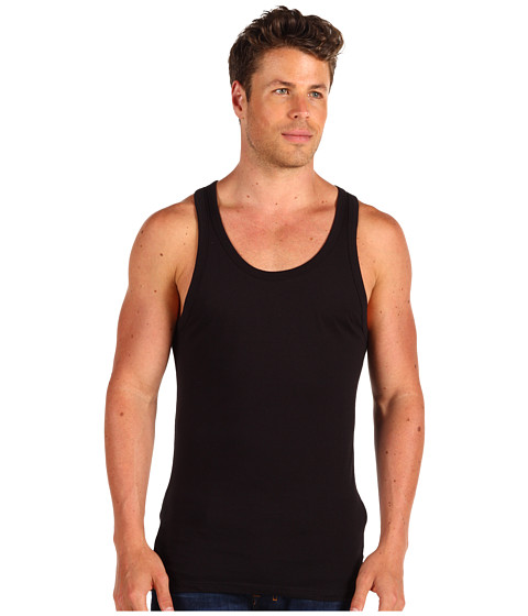 Tricouri Calvin Klein - Body Slim Fit Tank 3-Pack U9048 - Black