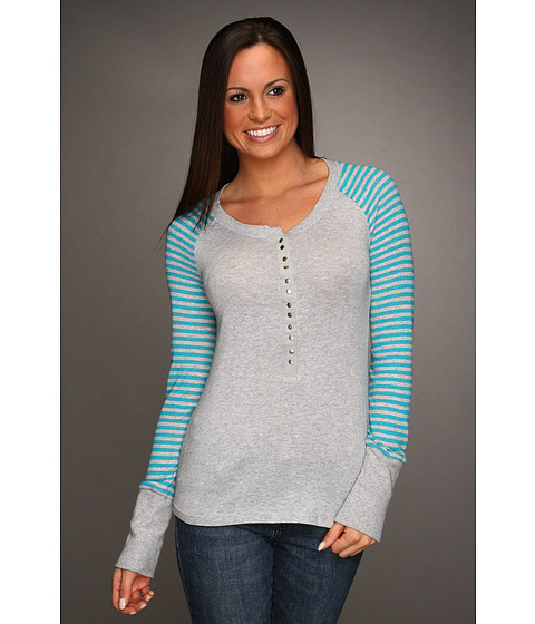 Bluze Roxy - Crestview Top - Heritage Heather