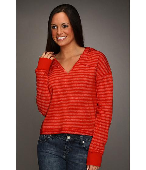 Bluze Roxy - Serrano Pullover Hoodie - Burnt Sunset