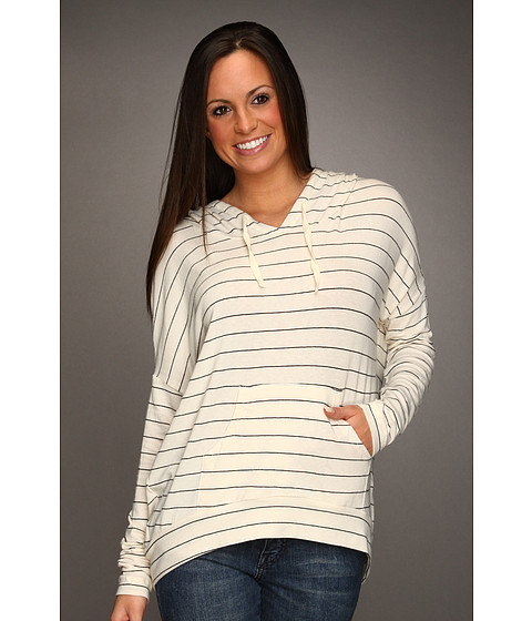 Bluze Roxy - Sno Creek Top - Cream Stripe