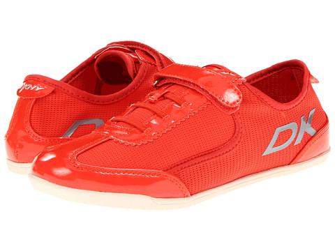 Adidasi DKNY - Winona - Orange Mesh/Patent