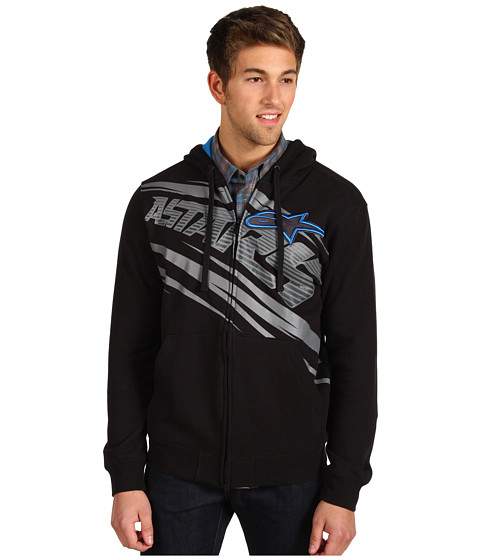 Bluze Alpinestars - Vista Fleece Hoodie - Black