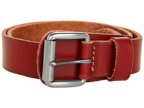 Curele Cole Haan - Painted Belt - Tango Red/Woodbury