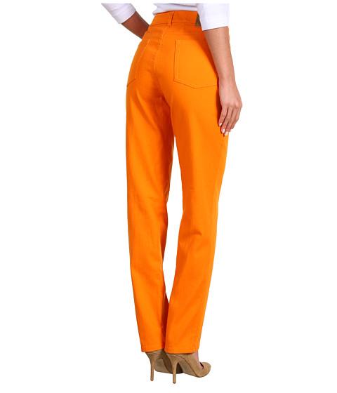 Blugi Anne Klein - 5-Pocket Skinny Jean in Mandarin - Mandarin