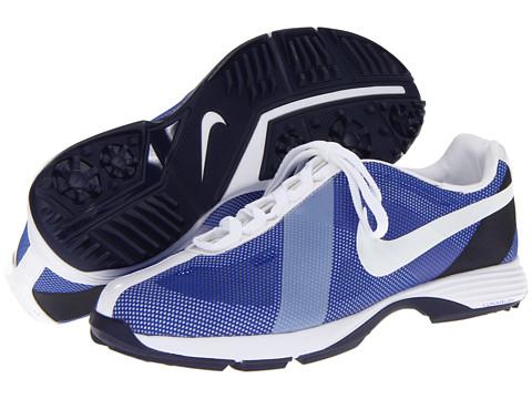 Adidasi Nike - Lunar Summer Lite - Hyper Blue/White/Violet Force