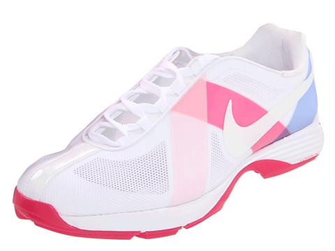 Adidasi Nike - Lunar Summer Lite - White/White/Prism Pink