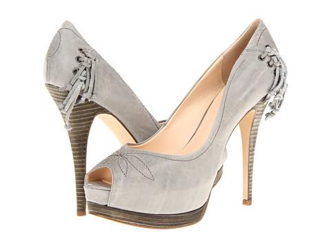 Pantofi GUESS - Sunee - Grey Leather