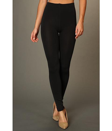 Pantaloni Anne Klein - Fleece-Lined Legging - Charcoal