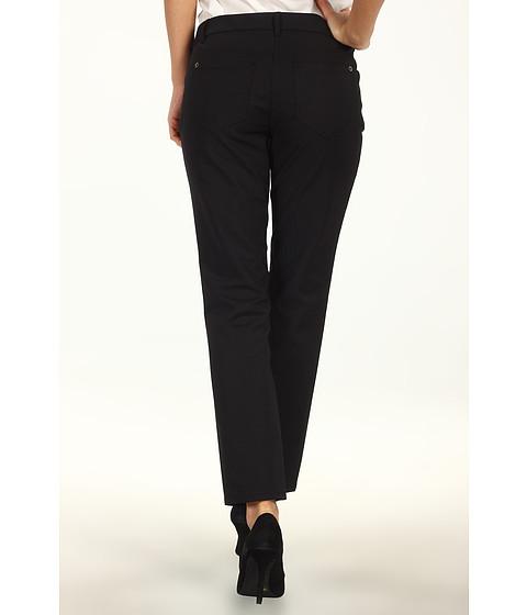 Pantaloni DKNYC - 5 Pocket Skinny Ankle Pant - Black