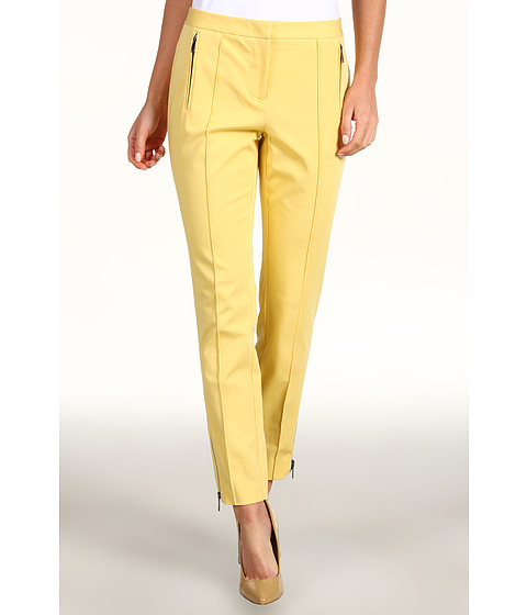 Pantaloni DKNYC - Skinny Ankle Pant w/ Zippers - Sunlight